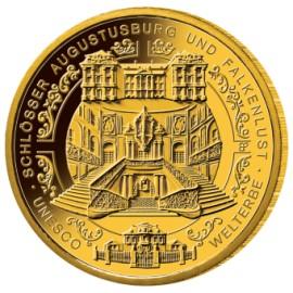 1/2 oz Gold 100 Euro