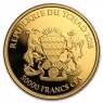 1 oz Unze Gold Nashorn Mandala 100 Stk. 2018  50000 CFA