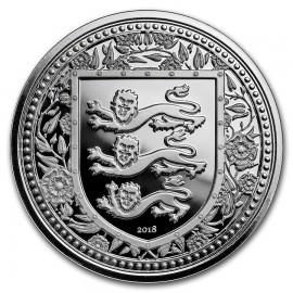 2018 1 oz silver