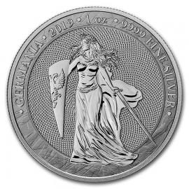 1 Unze Silber 2019 Germania