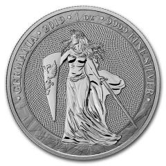 1 Unze Silber 2019 Germania 5 Mark