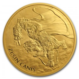1 oz Unze  Gold Südkorea South Korea Gallus 2017 1 Clay