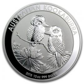 10 Unzen Silber Australien...