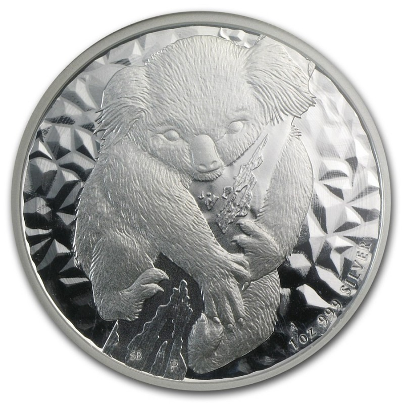1 Unze Silber Koala 2007 NGC MS69 Erstes Ausgabejahr