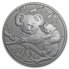 10 oz Silver Koala