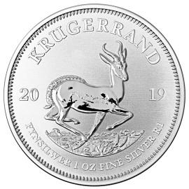 1 Unze Silver Krügerrand 2018