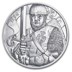 1 Unze Silber Münze Österreich 2019  Jubiläum 825th Herzog  Leopold