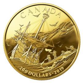 1/2 oz Gold Canada 2016