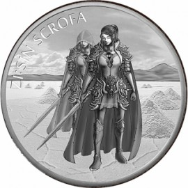 1 oz Unze Silber Südkorea South Korea 2018 1 Clay
