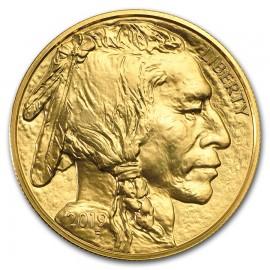 1 Unze Gold American Buffalo 2015 (Polierte Platte)