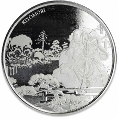 1 oz Silver  sHokusai 2017