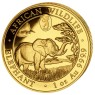 1 oz Somalia Elefant Gold 2019 Privy WMF