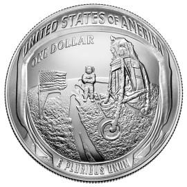 26,73 gr Silber APOLLO 11 -...