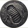 3 Unzen  Silber Apollo 11 Moon 3000 Fr Kamerun