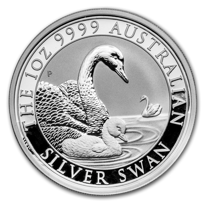 1 oz svan Perth Mint 2016