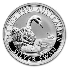 1 Unze Silber Schwan Perth Mint 2019