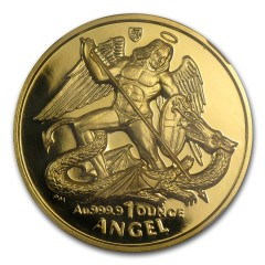 1 oz angel Proof 2006