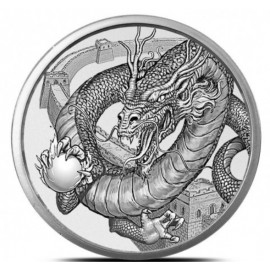 1 Unze Silber  World of Dragons  Chinese Dragon