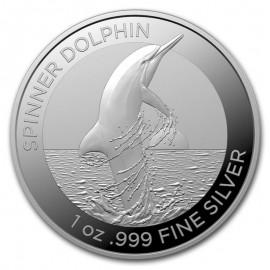 1 oz dolphin
