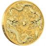 1 oz Gold  Dragon Tiger