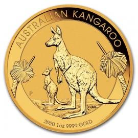1 oz Gold Känguru Nugget 2018