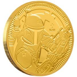 1 oz  Gold Niue Sarth Vader