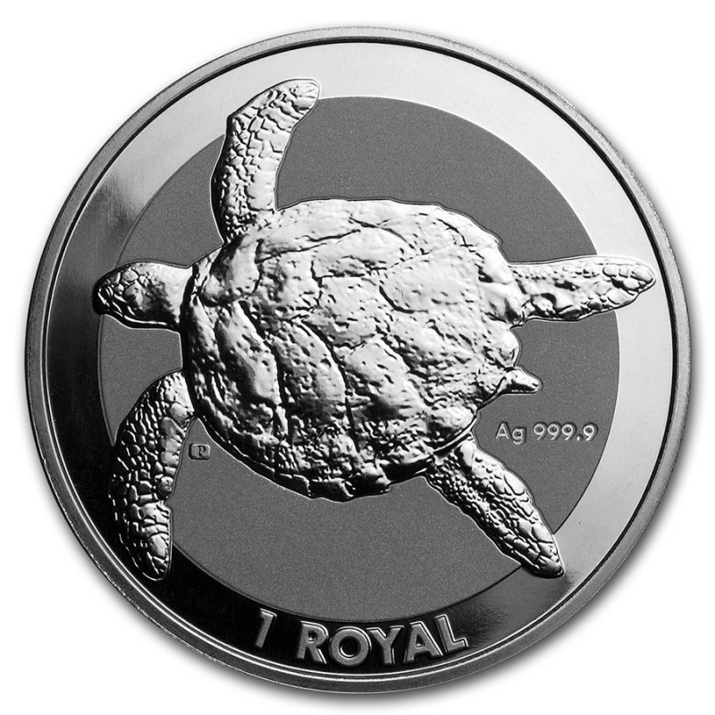 1 oz  Niue Turtle