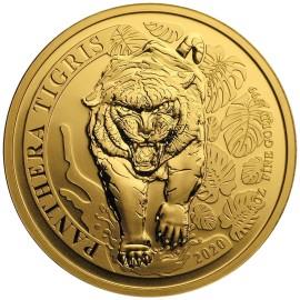 Korean Tiger 1 oz Gold
