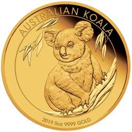 5 oz Koala Gold 2016