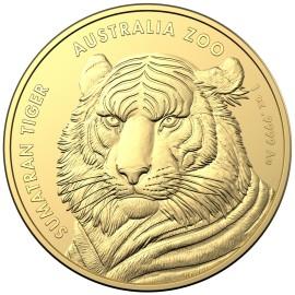 1 oz Gold Sumatra Tiger 2020  Box 250 Stück