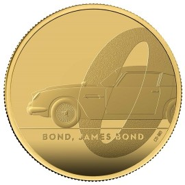 1/4 oz Unze James  Bond DB5 PP