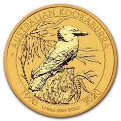 1/10 oz Koala Gold 2015