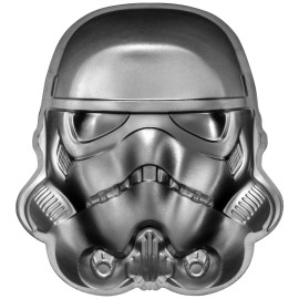 2 Unze oz   Silber  Helm STAR WARS™ - Stormtrooper  PP  Ultra High Relief