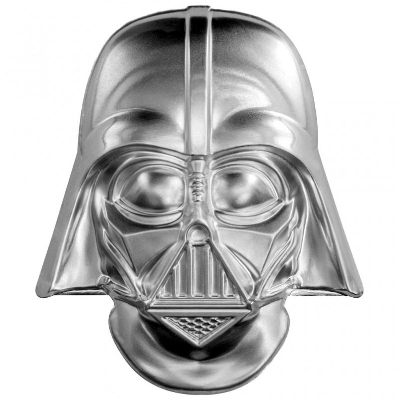 2 Unze Silver Darth Vader 2017