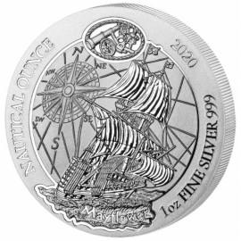 1 oz Ruanda 2017 Silver