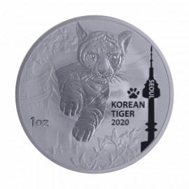 1 oz Unze Silber Südkorea
