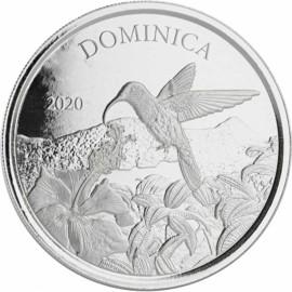 1 Unze Silber 2020 Dominica...