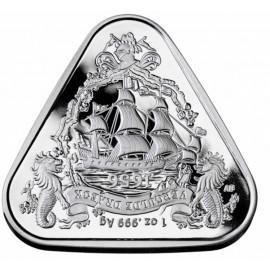 1 Unze Silber  2020  Gilt Dragon Schiffswrack Australien