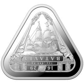 1 Unze Silber  2020 Batavia Schiffswrack Australien