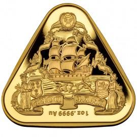 1 Unze oz Gold  2020 Zuytdorp Schiffswrack Australien