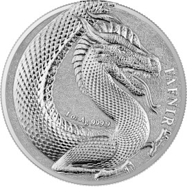 1 Unze Silber 2019 Germania 5 Mark