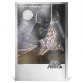 1 Unze SilverSTAR WARS™ - D - 1 OZ  star wars 2017