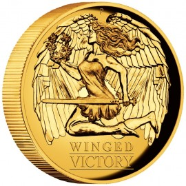 1 oz Unze Winged Victory Perth Mint 2021 PP