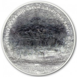 5 Unzen  oz Silber $25 7...