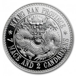 1 kg Silber 2020 China...