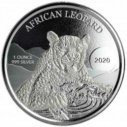 1 Unze Silber African...