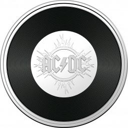 7 x 20 Cent Münzen AC-DC...