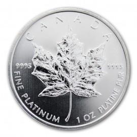 1 OZ Platin Maple Leaf
