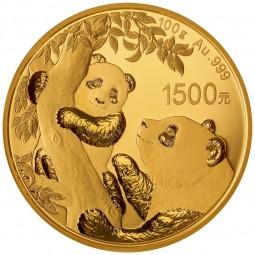 100 Gramm China Panda...