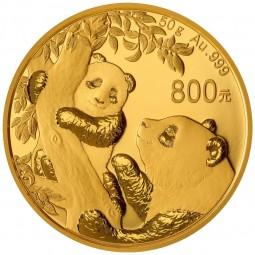 50 Gramm China Panda...